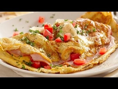 How to Make an Omelet Quickly and Easy