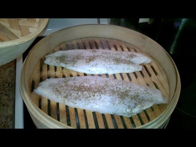 How To Make Steamed Fish - Quick, Easy and Healthy! in HD