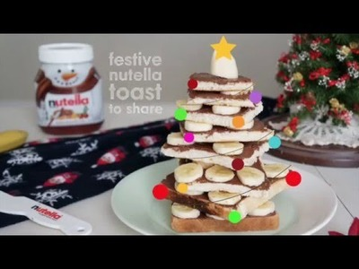12 Days of Nutella: Christmas Tree