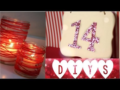 $5 DIY Room Decor for Valentine's Day!