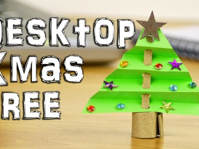 Desktop Christmas Tree Decoration