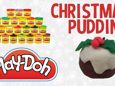 Make Your Own.  | Christmas Play-Doh Pudding