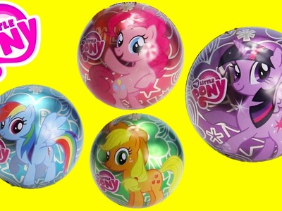 My Little Pony Christmas Ornaments