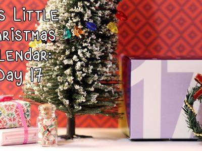 Pia's Little Christmas Calendar: Day 17 (Sweet as Sugar?!)