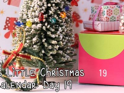 Pia's Little Christmas Calendar: Day 19 (Fancy custom!)