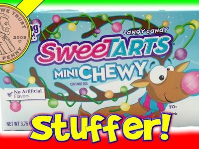 Sweetarts Mini Chewy Tangy Christmas Candy - Stocking Stuffer!