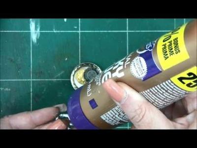 5 - Minute Craft: Metal Embellishment