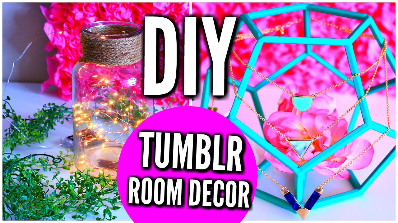 Diy tumblr room decor 2016 coachella inspired my crafts for Diy room decor projects