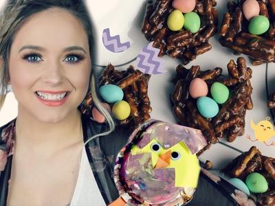 Easter Craft & Treats! || MickIsAMom