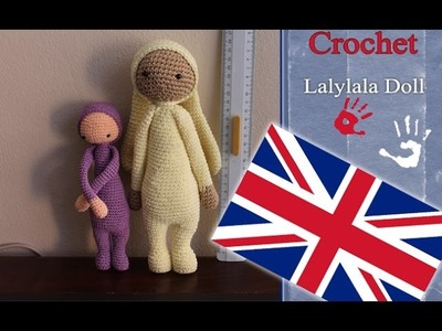 How To Crochet A Cute Lalylala Doll