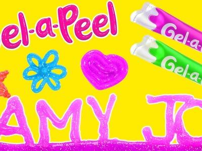 Sparkle Gel-a-Peel GEL PENS * Craft DCTC Bracelets * Hair Clips * Jewelry