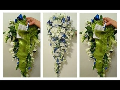 DIY Bouquet Handle | Packaging | Back