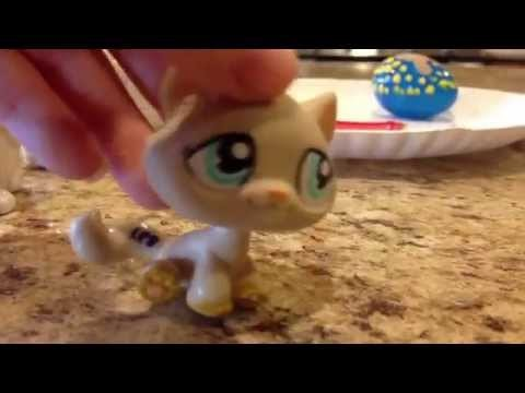 LPS DIY: Easter Egg Decorations!
