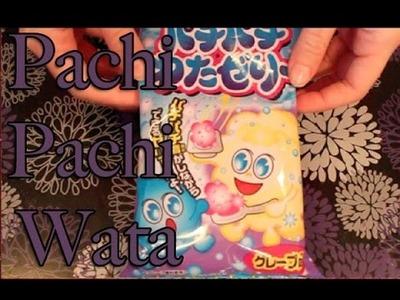 Meiji Pachi Pachi Wata Jelly-Japanese Candy DIY