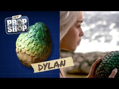 DIY Game of Thrones Dragon Egg! - DIY Prop Shop