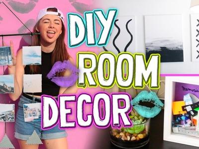 DIY Tumblr Room Decor 2016!! Affordable DIY Ideas You NEED To Try. Jill Cimorelli