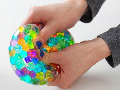 DIY Orbeez Stress Ball I Antistress Ball
