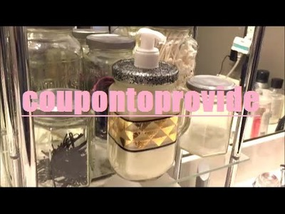 Mason Jar DIY | Free and Repurposed Products