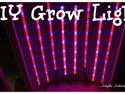 DIY $35 LED Grow Light