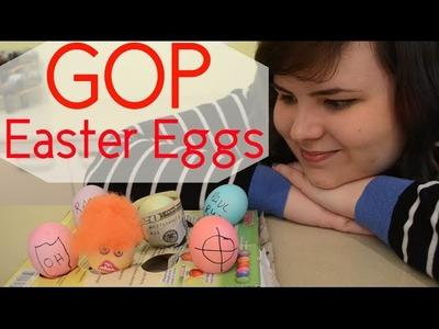 DIY Republican Easter Eggs!. Megan MacKay