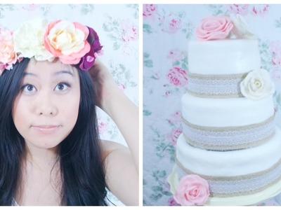 DIY Wedding Cakes Spring Lookbook 2016
