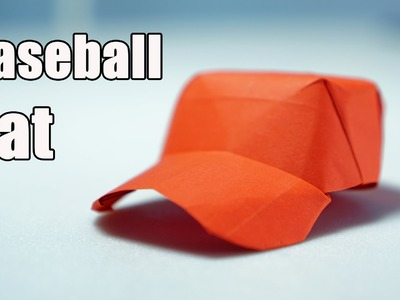 Origami Baseball Hat tutorial - DIY (Henry Phạm)