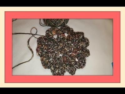 """""""Crochet Japanese Flower"""""""
