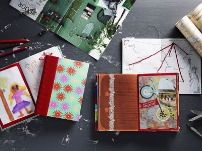DIY by Panduro: Make your own book
