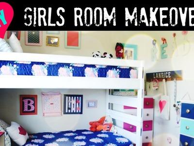 DIY Girls Room Makeover