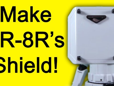 How to Make a Stormtrooper Riot Shield
