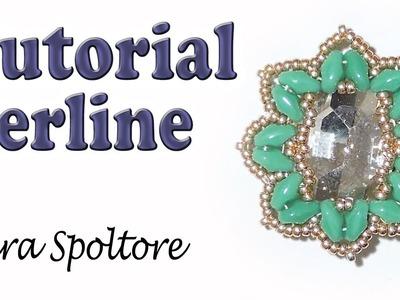 Sarubbest: tutorial perline superduo - Orecchini con perline - Diy bracciale