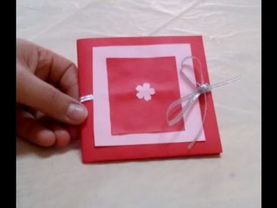DIY Crafts : How to Make a Birthday Greeting Card + Tutorial .