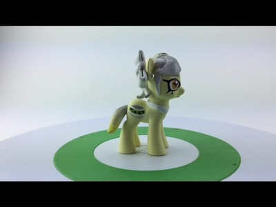 DIY Marie from splatoon |squid sister| custom pony