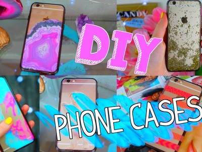 DIY Phone Cases You Need to Try! Easy & Tumblr Inspired!