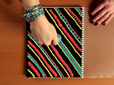 DohVinci UK | How to Decorate your Notebook with DohVinci
