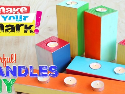 How to: Candle DIY