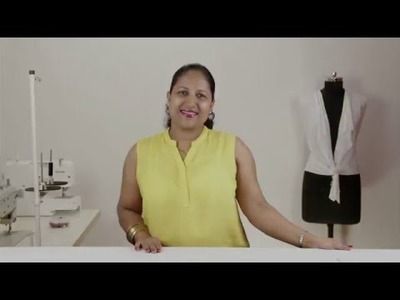 How to draft a body sloper (armhole explanation) part - 2