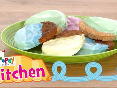 Lalaloopsy Kitchen: How to Make Ombre Cookies   Episode 20   Lalaloopsy
