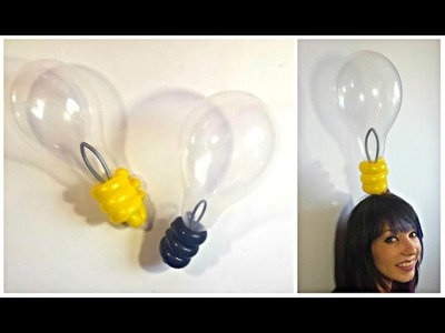 Lightbulb Balloon Twisting How To