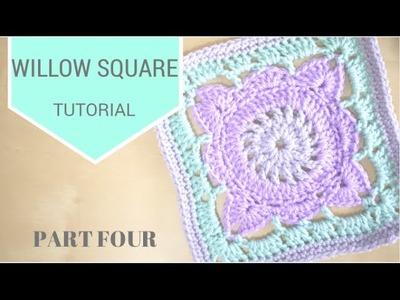 CROCHET: Willow Square PART 4 | Bella Coco