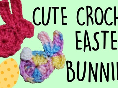 DIY Easy and Quick Crochet Easter Bunnies! How To ¦ The Corner of Craft