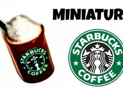 DIY LPS Starbucks - How to Make DIY LPS Starbucks Crafts & Doll Crafts