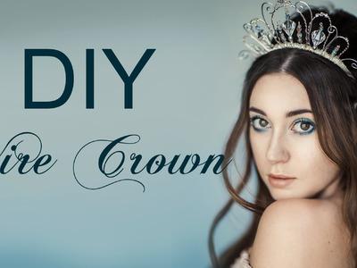 DIY Wire Crown