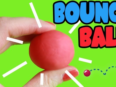 How to Make a Bouncy Ball Tutorial SUPER EASY! | Toy Caboodle