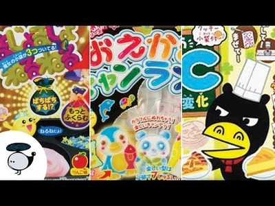 JAPANESE DIY CANDY KIT MARATHON #15