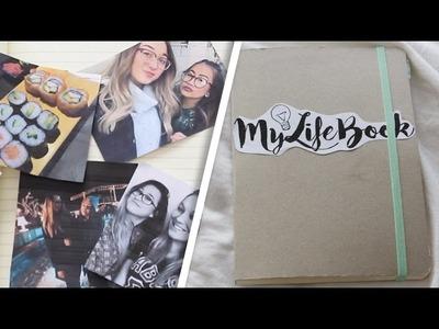 My Life Book (DIY) | Sabrina Putri