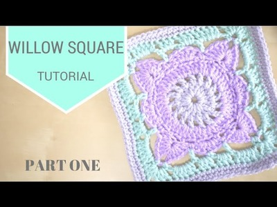 CROCHET: Willow square PART 1 | Bella Coco