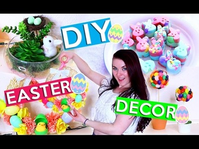 DIY Easter Decor + Treat Idea!