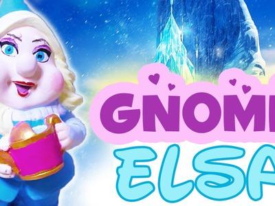 DIY Gnome Elsa | Jamie Jo
