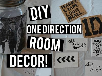 DIY ONE DIRECTION ROOM DECOR! COLLAB W. CHARLEY!|MIDORIYUKIDAWN